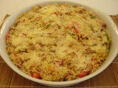Arroz de Atum, Receitas culinárias de Portugal - Rotas Turísticas