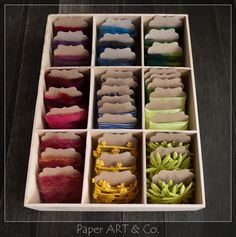How to store ribbons