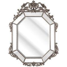 Roccoco Octagonal Mirror | Wayfair UK