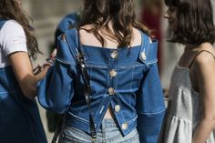 Lessons in Denim from Tbilisi Fashion Week - -Wmag
