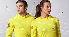 Bulletproof Workout Gear Actually Exists! - In 2015, Reebok will roll out with a line of workout apparel made with Kevlar fiber, one of the strongest materials in the world also found in bulletproof vests.