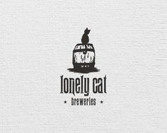 Lonely Cat logo by raymer