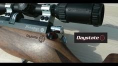deer hunting with a 30 calibers airgun - YouTube