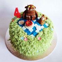 Gruffalo Cake by Miss Nattie's Cupcakes #gruffalo #cake