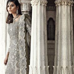 'La lumiere'  A collection of timeless crafts and skills used to create magic on cloth. The metallic hues and the attention to detail makes each bridal attire one of a kind. #zaraabid #republicwomenswear #hautecouture #republicbyomarfarooq  #followme #insta #instagram #instapic #instagood #instafollow #instalife #instalike #instalove #instafashion #instafame #instafamous #lifestyle #style #model #samysays #love #peace #glam #glamour #artist #fashion #fashionista #fashionblogger