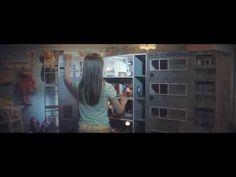 """IKEA One Room Paradise Music Video. While a little bit creepy, in my opinion this ad is also memorable. It takes on a music video style and I like how it breaks from the """"norm"""" of a mom, dad, kid family. It also shows a lot of organizational tips if you are paying attention, which fits well with the IKEA brand. #IMCexamples #FirstAssignment"""