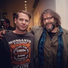 """Woo-hoo! Thank you for your patience we finally have more of these """"Monsanto Education tees"""" in stock! (oh and that is Judd Nelson btw must be a supporter!) Get yours at WeAddUp.com (type """"Health Problems"""" in the search box). #marchagainstmonsanto #monsantosucks #stopmonsanto  #fuckmonsanto #labelgmos #boycottmonsanto  #monsantokills  #glyphosatekills  #nongmo  #occupywallstreet  #ecofriendlyfashion  #organic  #organicfood  #organico  #organiccotton  #organicliving  #organiclife…"""