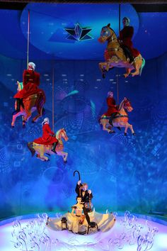 Bloomingdale's Cirque du Soleil: Worlds Away