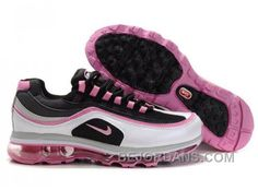 http://www.bejordans.com/60off-big-discount-womens-nike-air-max-247-black-white-pink-amfw0311.html 60%OFF! BIG DISCOUNT! WOMENS NIKE AIR MAX 24-7 BLACK WHITE PINK AMFW0311 Only $78.00 , Free Shipping!