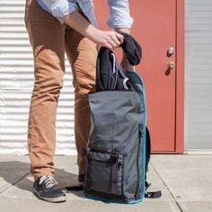Sutro Backpack Rickshaw Bag Customizer