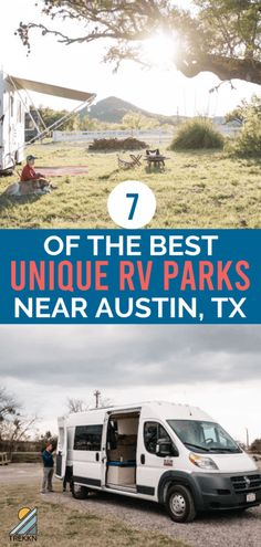 Are you looking for some of the best fall camping in Texas? If so, these seven RV parks near Austin, Texas are it! These locations are very unique and feature stays on wineries, organic farms and more. These locations are some of the best RV camping in Texas for a weekend getaway. #rvcamping #rvtravel #texas #austin #fall #rvdestinations Camping In Texas, Texas Roadtrip, Texas Travel, Rv Travel, Family Travel, Beach Rv Camping, Tree Camping, Beach Travel, Family Camping