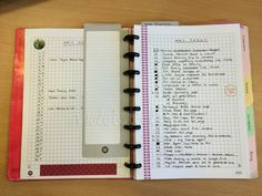 The kick off to my Bullet Journal | Violet Steel some good links to bullet journaling communities
