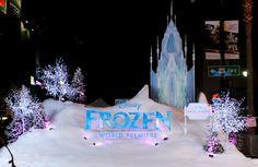 disney frozen premiere party - Google Search