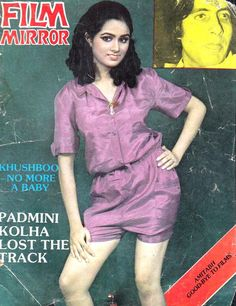Padmini Kolhapure, Vintage Bollywood, Bollywood Stars, Dress Outfits, Dresses, Film, Movies, Movie Posters, Gowns