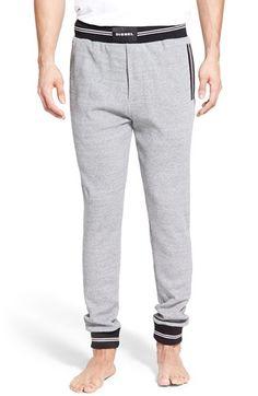 DIESEL 'Umlb Martin' Thermal Sweatpants. #diesel #cloth #