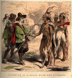 The Native Americans Thought That The Pilgrims Were Filthy, Irritating and Incompetent - http://theconspiracytheorist.net/2013/11/28/justice/disinformation/the-native-americans-thought-that-the-pilgrims-were-filthy-irritating-and-incompetent/