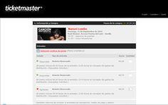 Estado de las entradas #concierto #benéfico a día 02/09 #RafaelDeLeón @sevillamagazine @sevillaciudad @musicaemocion #Agotándose