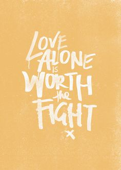 Love Alone Is Worth The Fight - Jon + Tim Foreman (Switchfoot) [ 2013 ] | the worship project