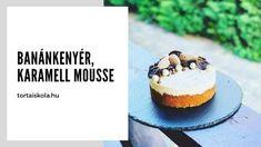 Banánkenyér Mousse, Cheesecake, Food, Caramel, Cheesecakes, Essen, Meals, Yemek, Cherry Cheesecake Shooters