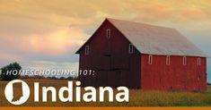 Indiana Homeschool Laws | HSLDA