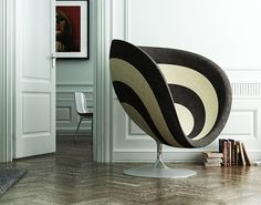 """Rosa Chair by Studio KMJ 