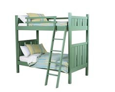 painted bunks