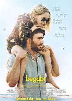 """Auf hepyeq.de findest du alle Termine in Deiner Nähe und Infos zum Film """"Begabt: Die Gleichung eines Lebens"""""""