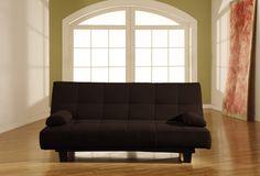 Lifestyle Solutions Serta Dream Convertible Sophia Sofa Java #sofa #bedroomfurniture #bedroomsofa