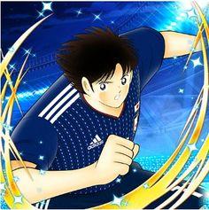 Captain Tsubasa, Dream Team, Cartoon Network, Manga Anime, Characters, Football, Draw, Soccer, Futbol
