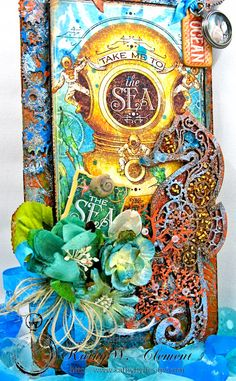 Steampunk+Seas+Super+Sized+Tag+Tutorial++by+Kathy+Clement,+Voyage+Beneath+the+Sea+by+Graphic+45,+for+Gypsy+Soul+Laser+Cuts+Photo…