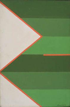 Arte e Pintura Brasileira - Arte Moderna, Arte Concreta, Arte Brasileira - Maurício Nogueira Lima