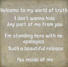 Underneath - Adam Lambert (One of my favorite songs!)