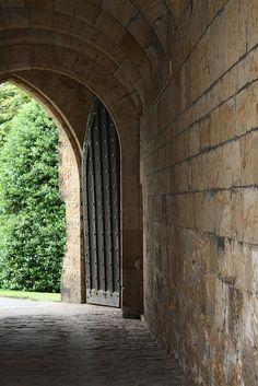 Alnwick Castle@Jodi Barkman- some of HP was filmed here!