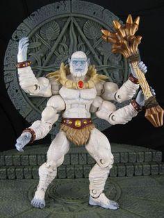 King Multarmo (Masters of the Universe) Custom Action Figure