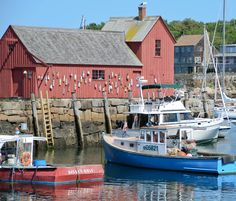Rockport, Massachusetts...again! loved it there!