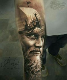 "Tattoo "" Vikings """