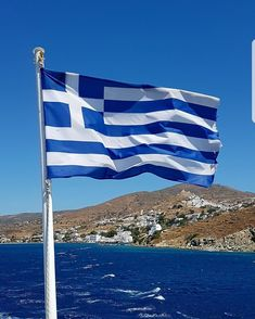Greek Flag, Greek Beauty, Crete Island, Small Island, Greek Islands, Beautiful Beaches, Cool Drawings, Travel Photos, Photo Art