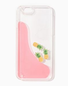 charming charlie | Pineapple Punch iPhone 6/6+ Case | UPC: 100365331 #charmingcharlie #Iphone6Cases
