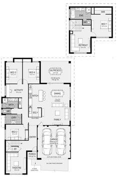 The #Torino - #floorplan. Only at #HomeGroupWA
