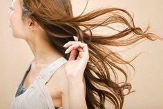 風になびく髪の毛が素敵!