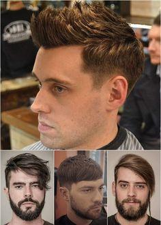short quiff hairstyles