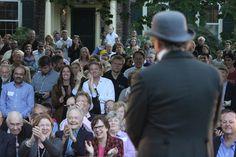 Centennial Ceremony. Photo credit: Patricia Cousins