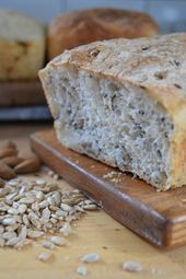 Homemade Artisan Bread- The Easiest recipe Six different ways – Nesting With Grace – Knitting Gluten Free Artisan Bread, Artisan Bread Recipes, Biscuit Bread, Biscuit Recipe, Sweet Corn Fritters, Corn Fritter Recipes, Poke Cake Recipes, Other Recipes, Good Food