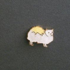 Antique Cat Pin