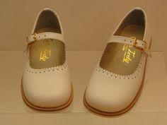 Sapatos da minha infância