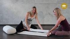 Yin-Yoga-Video mit Helga Baumgartner - Der Frosch (Bhekasana) https://www.youtube.com/watch?v=vT_DVhTmDV4