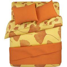 marimekko ginkgo and biloba bed linens in duvet covers crate and barrel