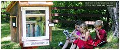 Welcome - Little Free Library
