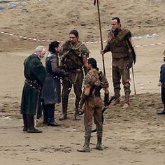 Climax of Series 7 of Game of Thrones filmed in northern Spain
