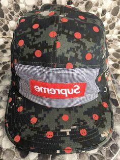 Comme des Garcons Supreme X Comme Des garcon Size one size - Hats for Sale  -. Grailed fd8bffb35ec7